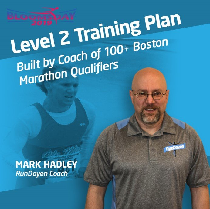 Get Mark's Level 2 Plan