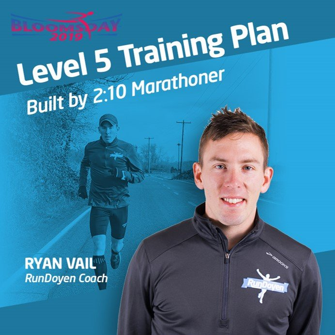 Get Ryan's Level 5 Plan
