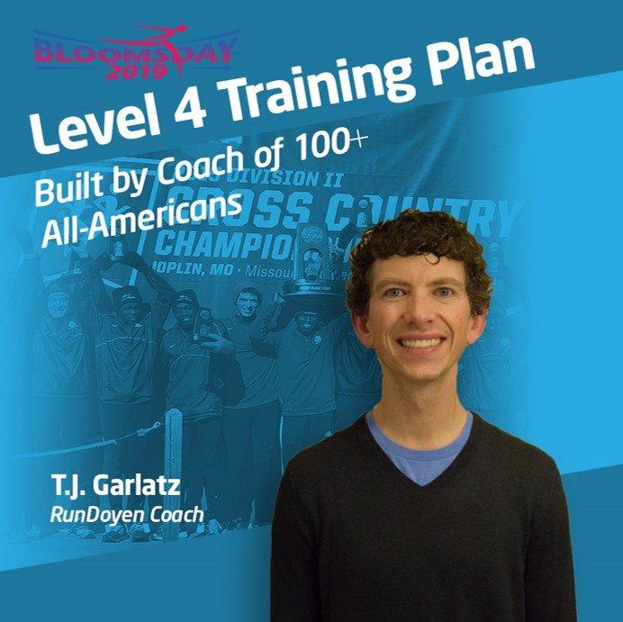 Get T.J.'s Level 4 Plan