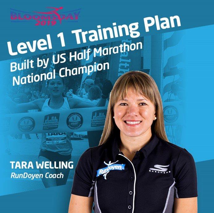 Get Tara's Level 1 Plan