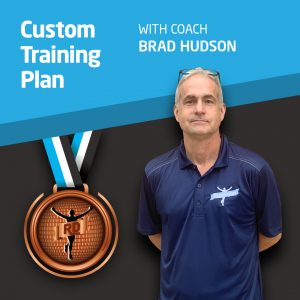 Custom Training Plan with Running Coach Brad Hudson