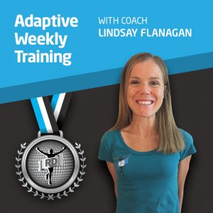 Adaptive Weekly Training with Running Coach Lindsay Flanagan