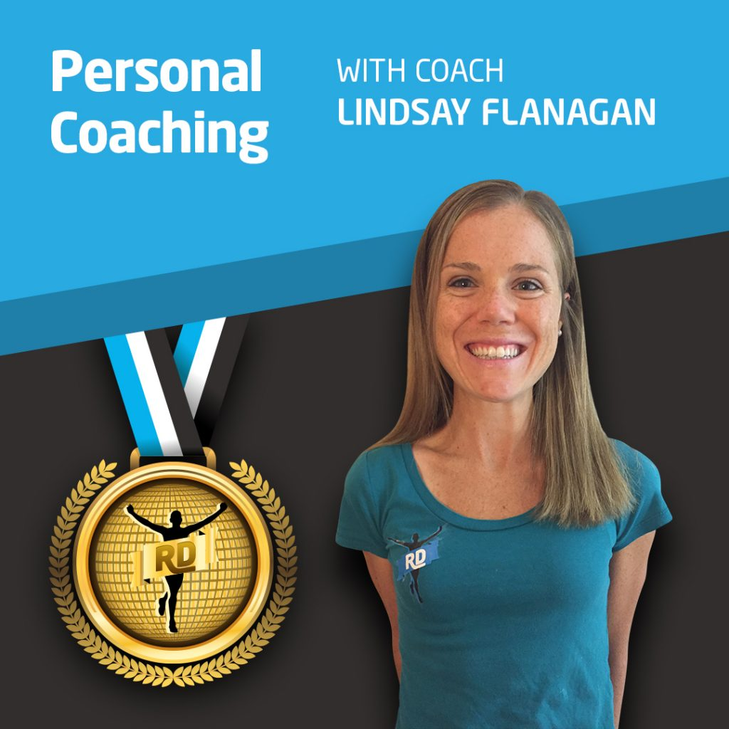 Personal Coaching with Running Coach Lindsay Flanagan