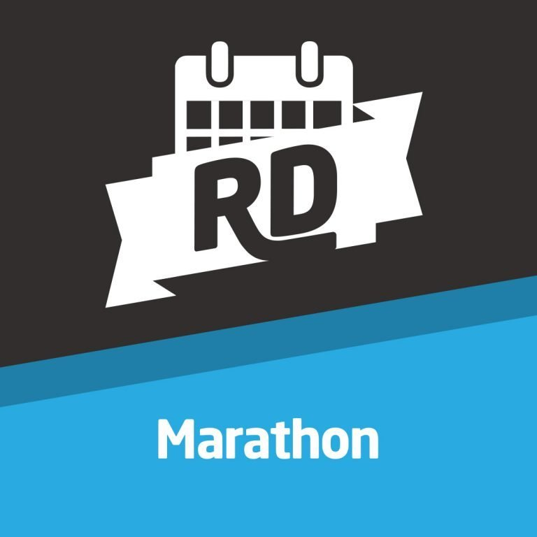 RunDoyen Marathon Training Plans