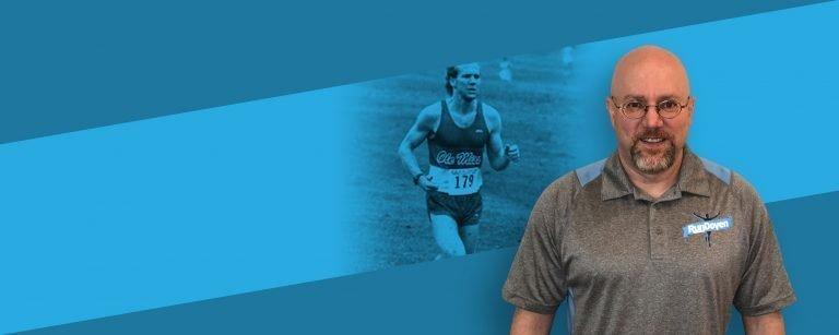 Running Coach Mark Hadley