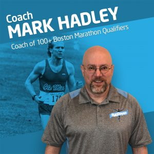 Running Coach Mark Hadley