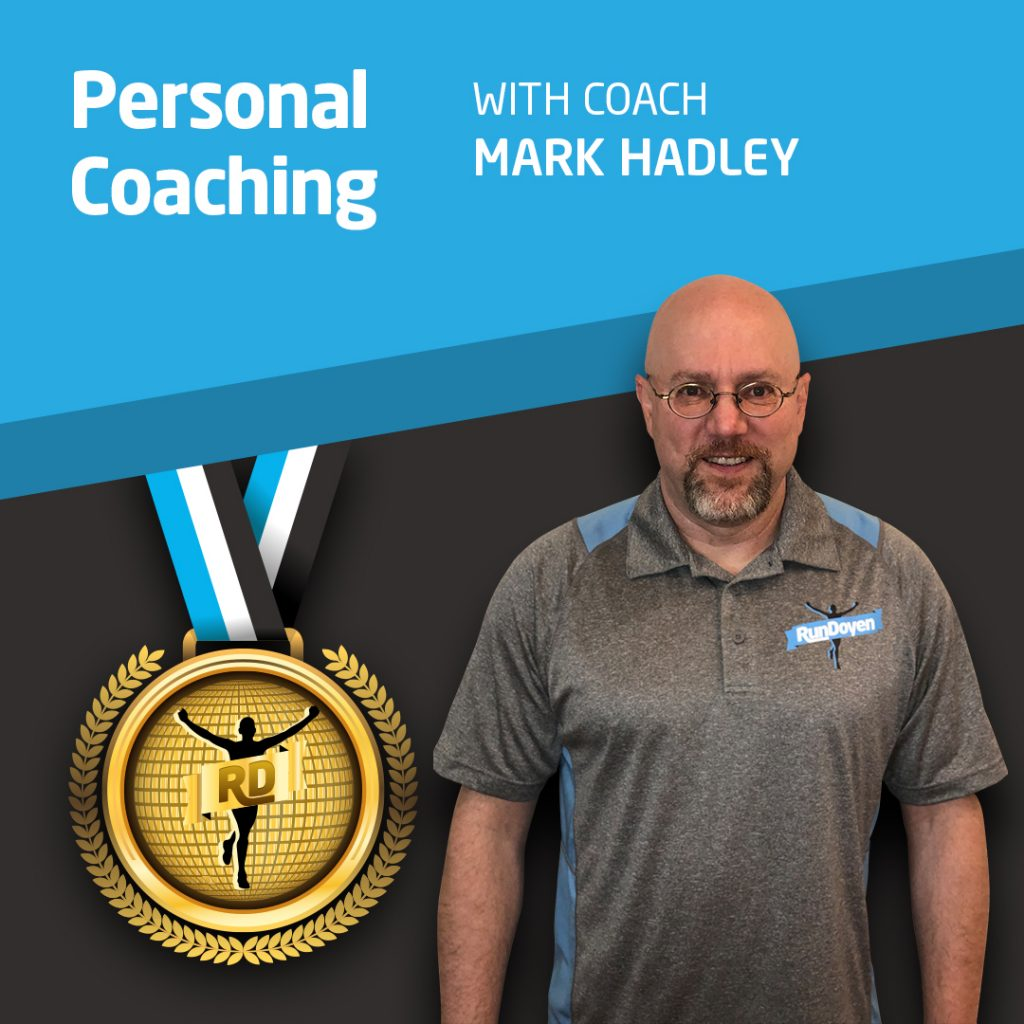 Personal Coaching with Running Coach Mark Hadley
