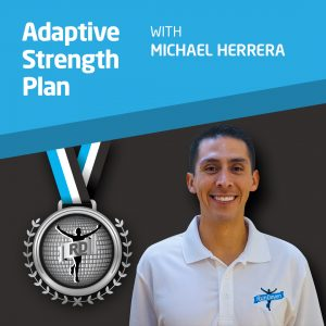 Adaptive Strength Plan with Dr. Running Nutritionist Michael Herrera