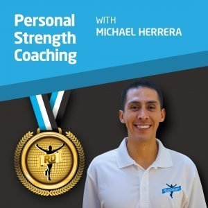 Personal Strength Coaching with Dr. Running Nutritionist Michael Herrera