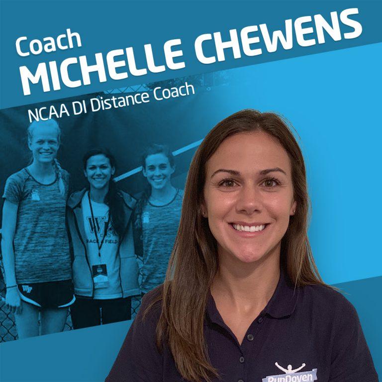 Running Coach Michelle Chewens