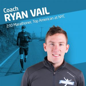 Marathoner Ryan Vail Running Coach
