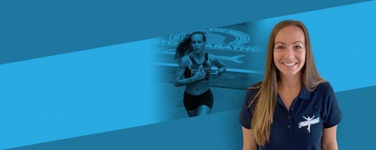 Running Coach Sarah Pease