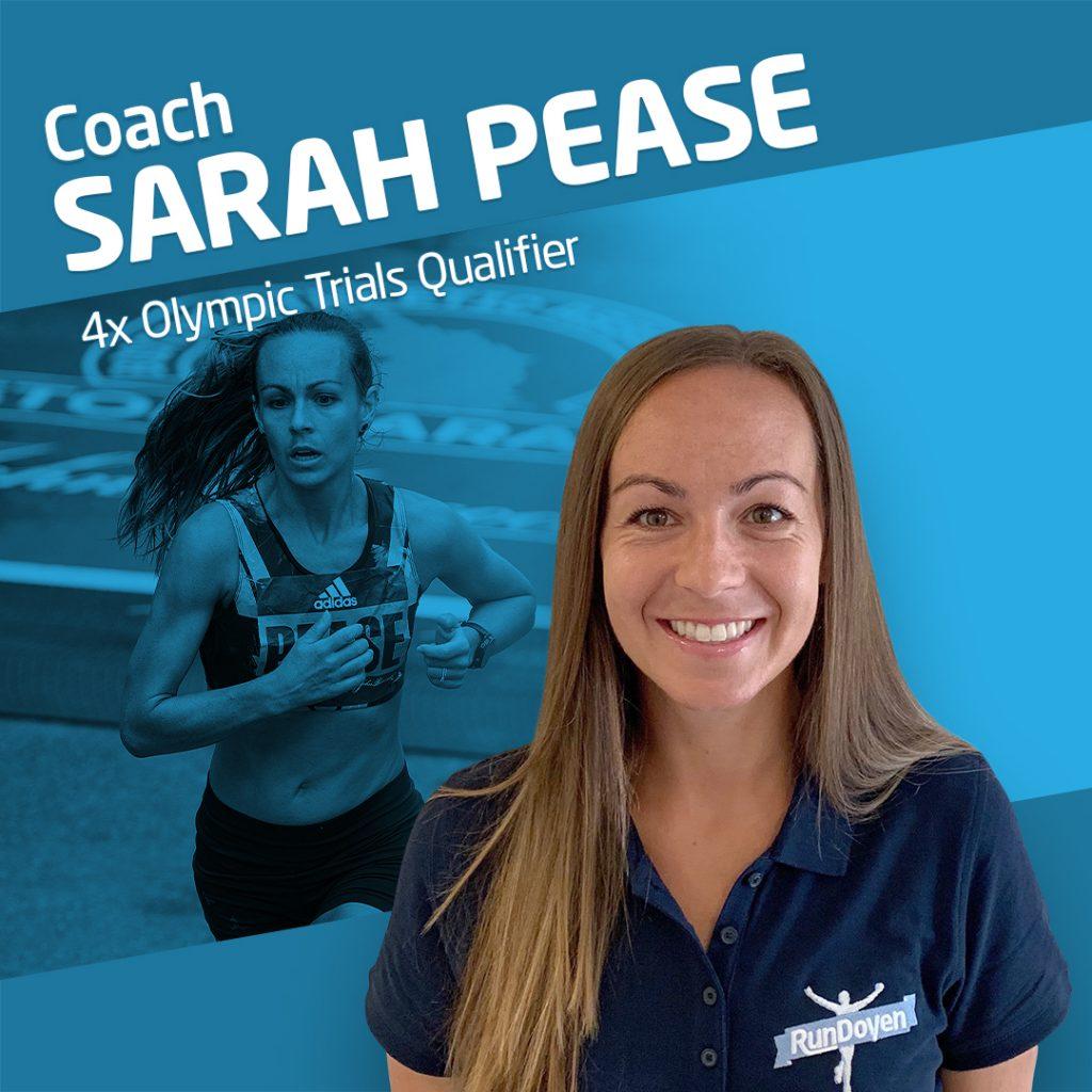 Sara Pease RunDoyen Coach