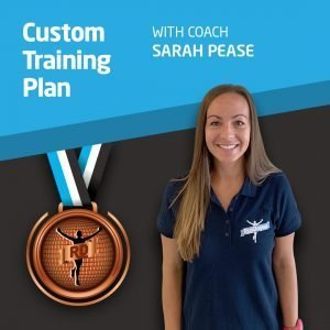 Custom Training Plan with Running Coach Sarah Pease