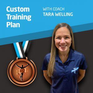 Custom Training Plan with Running Coach Tara Welling
