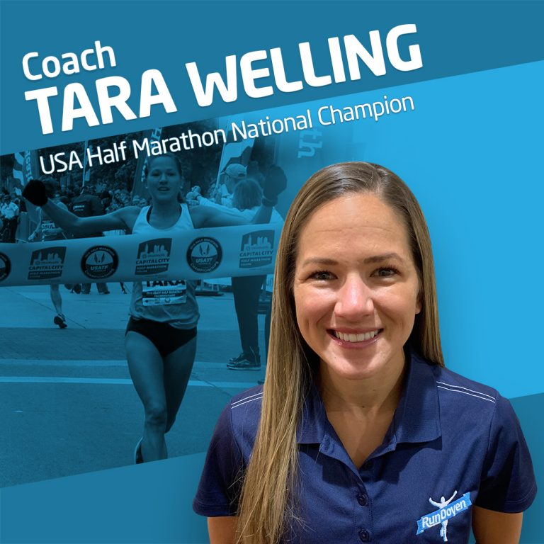 Running Coach Tara Welling