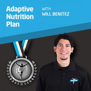 Adaptive Nutrition Plan with Running Nutritionist Will Benitez
