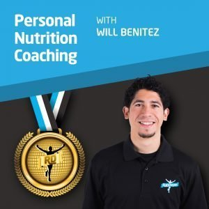 Personal Nutrition Coaching with Running Nutritionist Will Benitez
