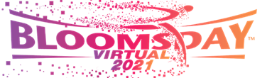 bloomsday 2021 logo